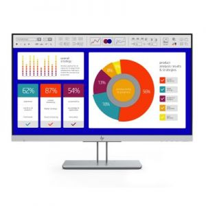 HP EliteDisplay E243p Sure View Monitor/23,8/ 1920x1080 / 1000:1/ 7ms/ 250cd/USB, 1x HDMI,