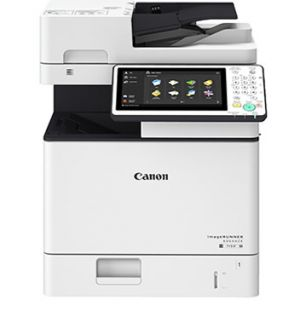 CANON imageRUNNER ADVANCE 615iZ (III) vč.finisheru