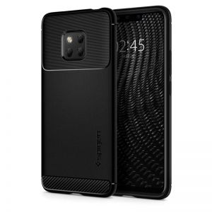 SPIGEN Rugged Armor, black - Huawei Mate 20 Pro