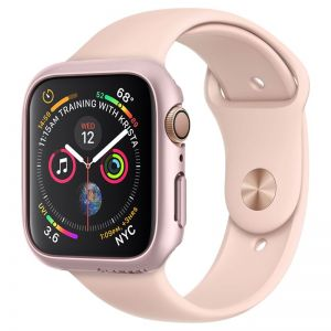 SPIGEN Thin Fit, rose gold - Apple Watch 4 40mm