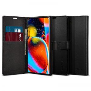 SPIGEN Wallet S, black - Galaxy Note10