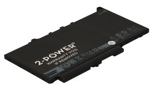 2-Power Latitude E7470 3 článková Baterie do Laptopu 11,1V 37Wh (3 Cell)