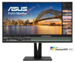 ASUS ProArt PA329C 32 Professional Monitor, 4K (3840 x 2160), IPS, 98% DCI-P3, 100% Adobe