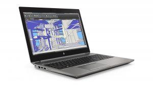 "HP ZBook 15 G6/ i9-9880H/ 64GB DDR4/ 512GB SSD/ T2000 4GB/ 15,6"" FHD IPS/ W10P/ Šedý"
