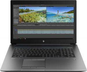 """HP Zbook 17 G6/ i9-9880H/ 32GB DDR4/ 512GB SSD/ RTX3000 6GB/ 17,3"""" FHD IPS/ W10P/ šedý"""