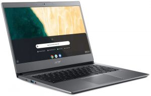"ACER Chromebook 714 - 14""/i3-8130U/4GB/128GB/Chrome šedý"