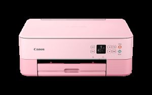 CANON PIXMA TS5352 - PSC/Wi-Fi/WiFi-Direct/BT/PictBridge/4800x1200/USB růžová