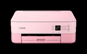 CANON PIXMA TS5352 - PSC/Wi-Fi/WiFi-Direct/BT/PictBridge/4800x1200/USB růžová