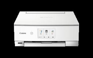 CANON PIXMA Tiskárna TS8351 white - MF (tisk,kopírka,sken,cloud), duplex, USB,Wifi