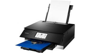 CANON PIXMA TS8350 - PSC/Wi-Fi/WiFi-Direct/BT/Duplex/PictBridge/PotiskCD/4800x1200/USB bla