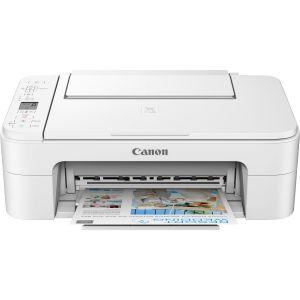 CANON PIXMA TS3351 EUR, bílá (tisk, kopírka, sken, cloud), USB, Wi-Fi