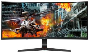 "LG monitor 34GL750-B / 34"" / IPS / 2560x1080 / 21:9 / 300cd/m2 / 5ms / DP / HDMI"
