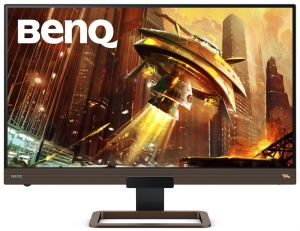 """BenQ LCD EX2780Q 27"""" IPS/2560x1440/10bit/5ms/DP/HDMIx2/USB-C/VESA/repro/HDR/95% DCI-P3/144"""