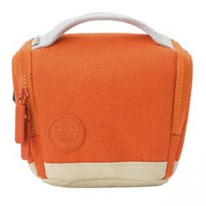 Taška na fotoaparát, polyester, oranžová, Cam bag S Mirrorless, s popruhem, Golla