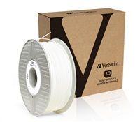 VERBATIM 3D Printer Filament ABS 1,75mm 1kg white