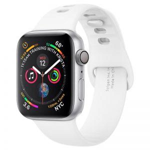 Spigen Air Fit, white - Apple Watch 40/38mm