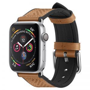 Spigen Retro Fit, brown - Apple Watch 44/42mm