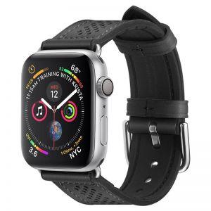 Spigen Retro Fit, black - Apple Watch 44/42mm