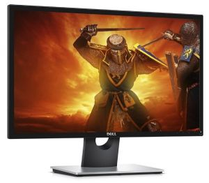 "Dell SE2417HGx LCD 24""/1ms/1000:1/1920x1080/HDMI/VGA/TN panel/cerny"