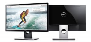 "Monitor DELL SE2416H 24"" WLED/1920X1080 Full HD/1000:1/6ms/VGA/HDMI/černý"