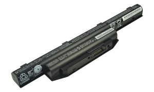 2-power LifeBook E743 Baterie do Laptopu 10,8V 5800mAh