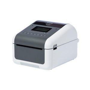 BROTHER TD-4550DNWB (tiskárna štítků s LCD displejem, 203dpi, max šířka 108mm USB RS23