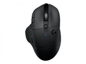 LOGITECH G604 Lightspeed WL Gaming Mouse - Black 15 tlačítek, bezdrátový, Bluetooth