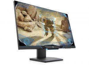 """HP LCD 27"""" mx/1920x1080 TN AG/16:9/400cd/1ms/1xHDMI 2.0/1xDP/OUT/Vesa/Black"""