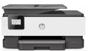 HP All-in-One Officejet 8013 (A4, 18/10 ppm, USB 2.0,Wi-Fi, Print/Scan/Copy) barevná inkou