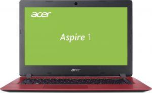 """ACER Aspire 1 - 14""""/N4000/4G/64GB/W10S červený"""