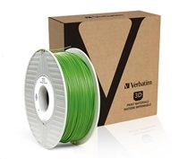 VERBATIM 3D Printer Filament PLA 1,75mm 1kg green NEW 2019