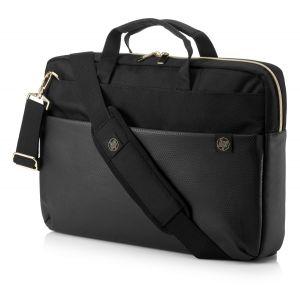 HP Pavilion Accent Briefcase 15 Black/Silver