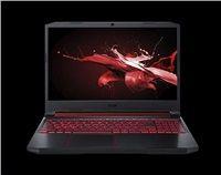 """Acer Nitro 5 - 15,6""""/i7-9750H/2*8G/1TBSSD/GTX1660Ti/120Hz/W10 černý"""
