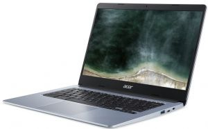 """Acer Chromebook 314 (CB314-1H-C2X0) Celeron N4100/4GB+N/A/eMMC 64GB+N/A/HD Graphics/14"""" FH"""