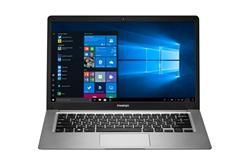 "Prestigio Smartbook 141C03, 14.1"" , Intel x5 - Z8350, 4GB, 64GB, W10 Home metal silver"