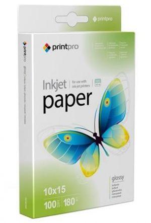 Colorway fotopapír Print Pro lesklý 180g/m2/ 10x15/ 100 listů