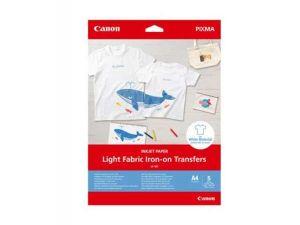 Canon fotopapír LIGHT FABRIC IRON-ON A4