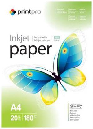 Colorway fotopapír Print Pro lesklý 180g/m2/ A4/ 20 listů