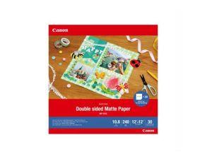 Canon fotopapír DOUBLE MATTE PHOTO PAPER 12x12 30 sheets