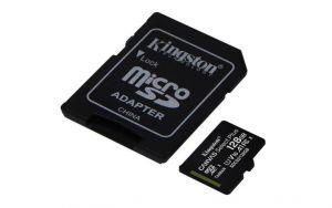Kingston paměťová karta Canvas Select Plus, 128GB, micro SDXC, SDCS2/128GB, UHS-I U1 (Clas