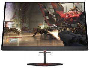 """HP Omen X 27/ 27"""" TN/ QHD/ 240Hz/ 1ms/ 400 cd/m2 / HDMI/ DP/ matný/  černý"""