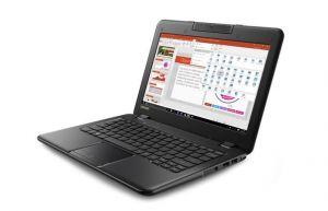 "LENOVO 300e 2gen N4100/4GB/64GB EMMC/integrated/11,6"" HD IPS TOUCH/ matný/Win10Pro(edu)"