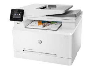 HP Color LaserJet Pro MFP M283fdw (A4, 21 ppm, USB 2.0, Ethernet, Wi-Fi, Print/Scan/Copy/