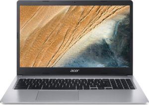 "ACER Chromebook 315 - 15,6T""/N4100/4G/64GB/Chrome stříbrný"