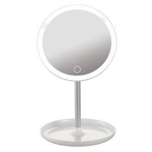 PLATINET LED kruhové kosmetické zrcátko 4W bílé