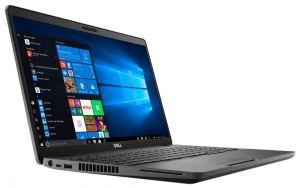 Dell Latitude 5501 - Core i7 9850H / 2.6 GHz - Win 10 Pro 64-bit - 16 GB RAM - 512 GB SSD