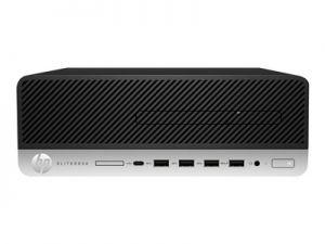 HP EliteDesk 705 G5 - Mini desktop - 1 x Ryzen 3 Pro 3200G / 3.6 GHz - RAM 8 GB - SSD 256
