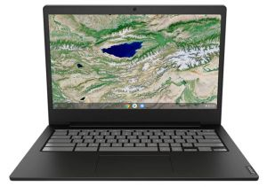 LENOVO Chromebook S340 14. FHDT/N4000/64GB/INT/Chrome černý