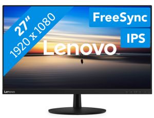 "Lenovo L27m-28 27""IPS/FHD/1920x1080/250 cd/m2"