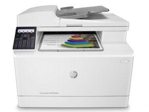 HP Color LaserJet Pro MFP M183fw  (A4, 16/16 ppm, USB 2.0, Ethernet, Wi-Fi, Print/Scan/Co